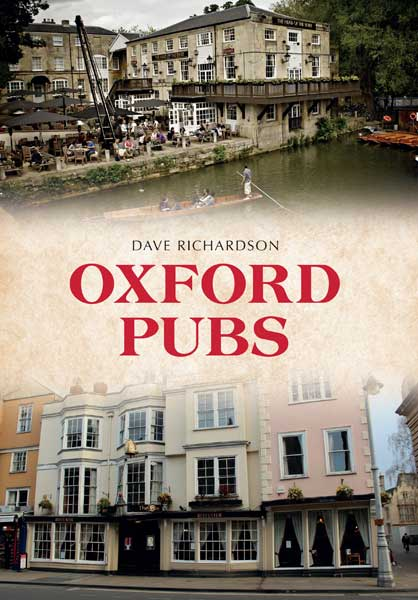 Oxford Pubs front cover